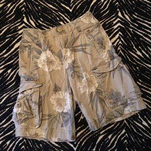 GAP Boys Cargo Shorts Size 7 Slim